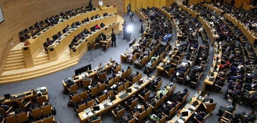 جلسة مغلقة برئاسة السيسي لمناقشة القرارات المطروحة على الاتحاد الإفريقي
