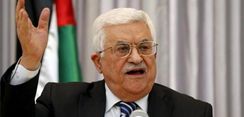 الرئيس الفلسطيني: وحدتنا أغلى ما نملك وسلاحنا في مواجهة مشاريع التصفية والمؤامرات