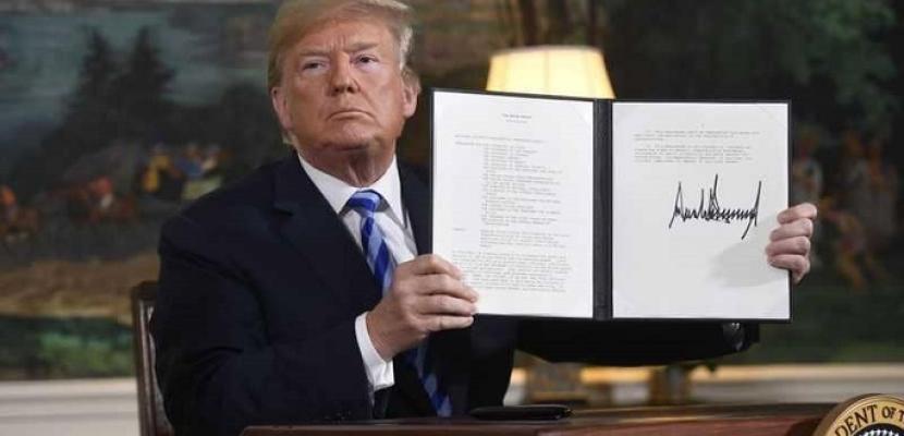 """بأمر تنفيذي.. ترامب يؤجج معركة """"الذكاء الصناعي"""" مع الصين"""
