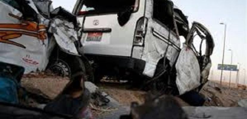 مقتل 6 مصريين فى حادث سير مروع بالكويت