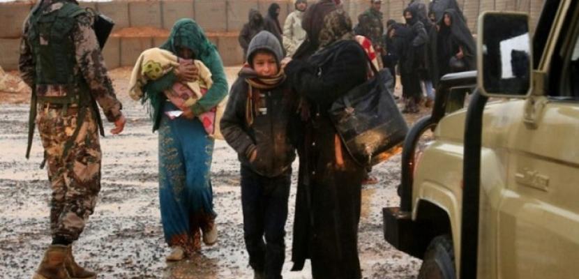 مباحثات أردنية أمريكية روسية بشأن النازحين في تجمع الركبان