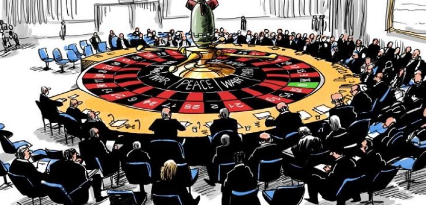 اجتماعات مجلس الأمن
