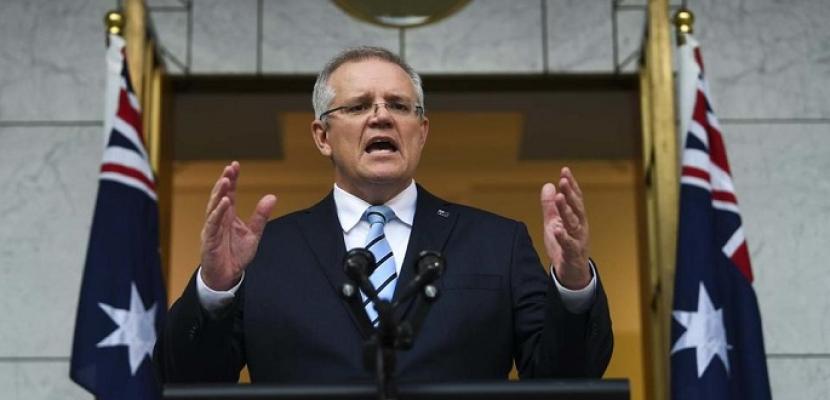 رئيس وزراء أستراليا يدين الهجوم على مسجدين بشرق نيوزيلندا