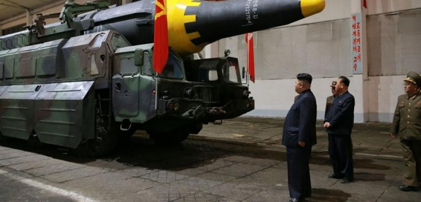 كوريا الشمالية تبني قاعدة صاروخية جديدة
