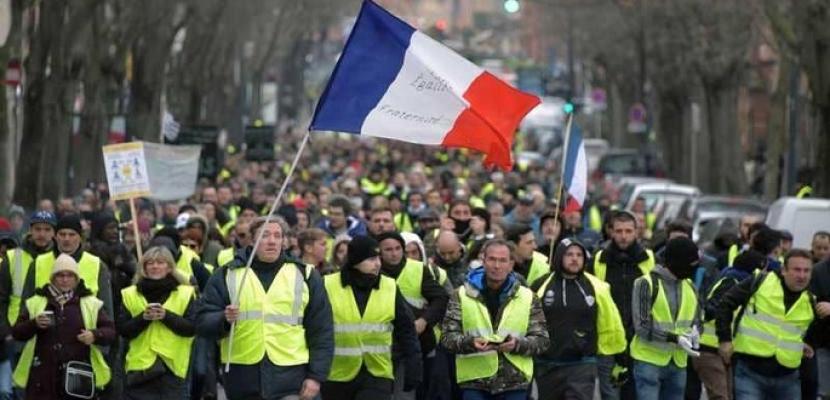 الداخلية الفرنسية: اعتقال 8400 شخص وإصابة 1300 فرد أمن منذ بدء احتجاجات السترات الصفراء