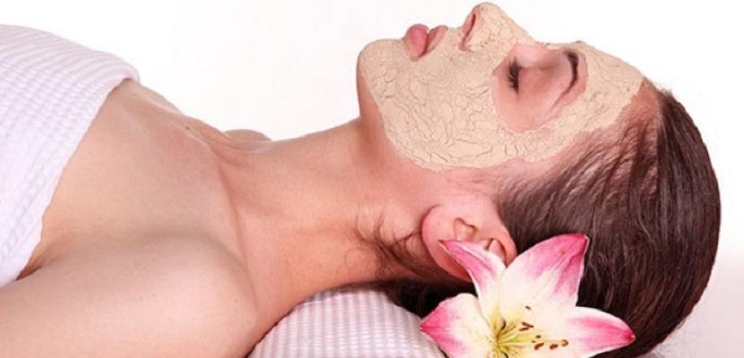 ماسك الحمص المطحون لبشرة نقية