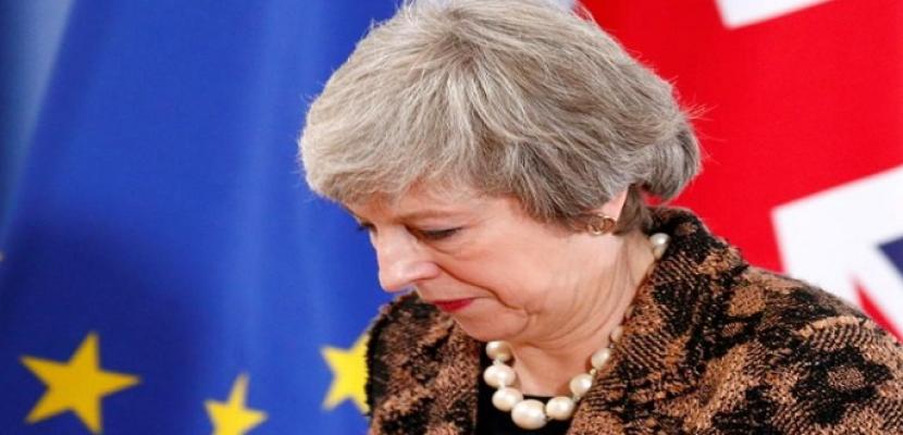 """الجارديان: ماي تفقد قبضتها على اتفاق """"البريكست"""" بهزيمتها الأخيرة بمجلس العموم"""