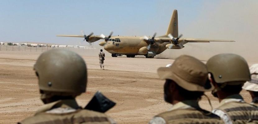 مقاتلات التحالف العربي تهاجم معاقل مليشيا الحوثي فى تعز وصعدة باليمن