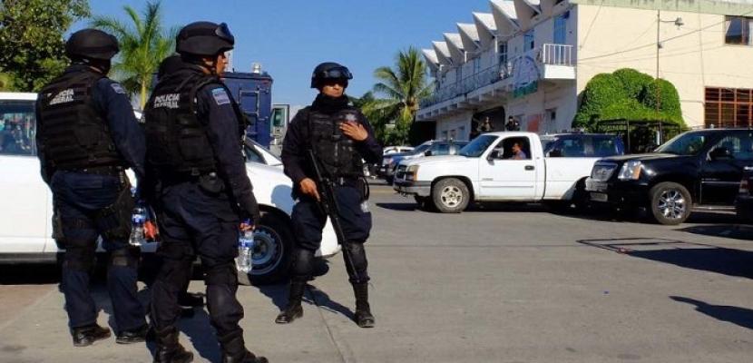 مقتل 5 مسلحين في اشتباك مع قوات الأمن في المكسيك