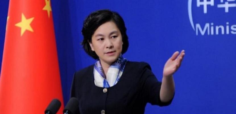 """بكين تعارض بشدة تقريرا للبنتاجون حول ما يسمى بـ """"التهديد الصيني"""""""