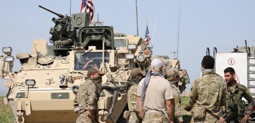 التحالف الدولي بقيادة أمريكا يعلن بدء الانسحاب من الأراضي السورية