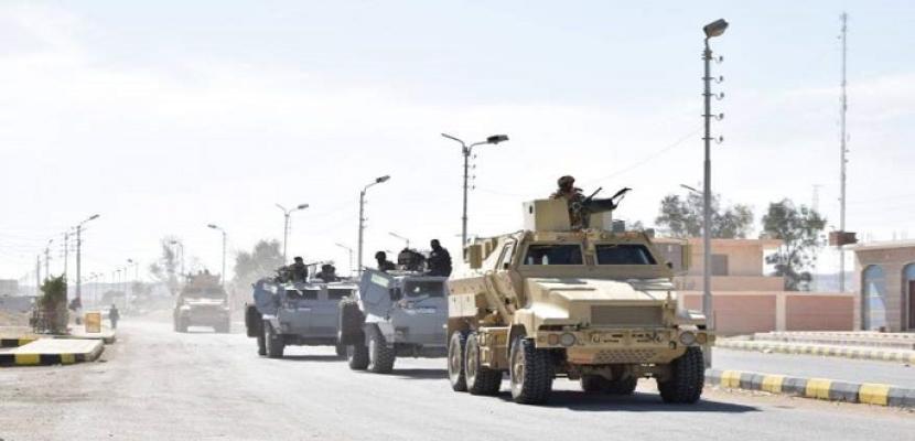 بالفيديو .. القضاء على 59 تكفيرياً واكتشاف 242 عبوة ناسفة فى عمليات نوعية للجيش والشرطة شمال ووسط سيناء