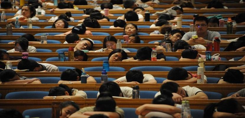 مسح: سكان شنغهاي الأكثر كسلاً في الصين