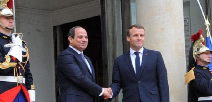 مصر وفرنسا .. انطلاقة جديدة لعلاقات تاريخية