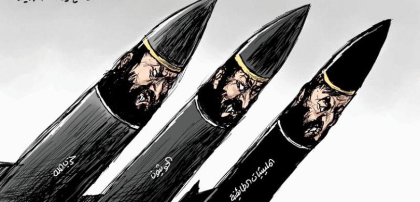 برامج إيران الصاروخية
