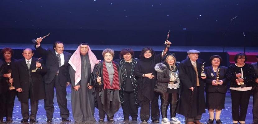 وزير الثقافة تفتتح الدورة ١١ من مهرجان المسرح العربي