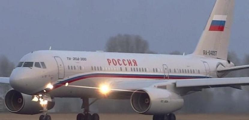 روسيا تعلن رسميا انتهاء عملية خطف الطائرة فى سيبيريا والقبض على الخاطف