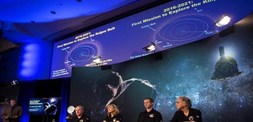 مسبار لناسا يقترب من صخرة فضائية تبعد مليارات الأميال عن الأرض