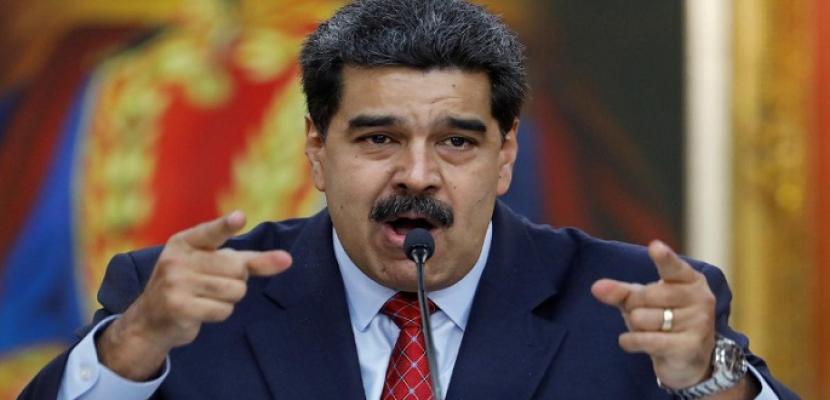 الرئيس الفنزويلي يأمر بنشر قوات خاصة على حدود بلاده مع كولومبيا