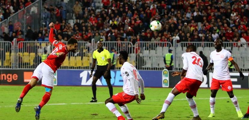 الأهلي يخسر أمام سيمبا التنزاني بهدف نظيف في دوري الأبطال