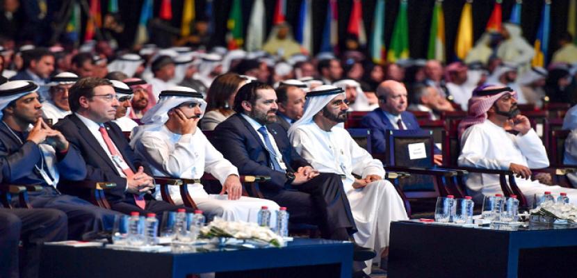 نائب رئيس الإمارات يؤكد أهمية توظيف الابتكار لدى الحكومات لخدمة الشعوب