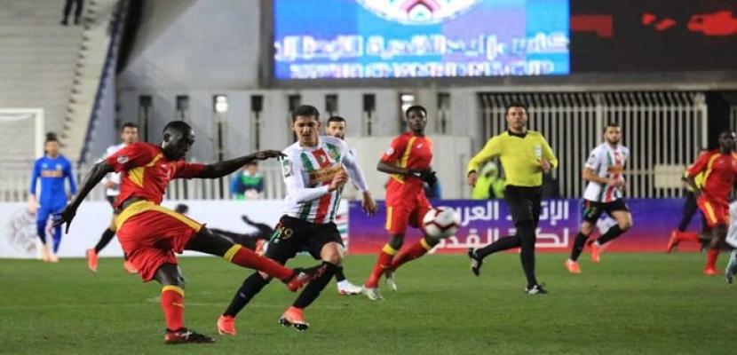 المريخ السوداني يتأهل لنصف نهائي كأس زايد بفوزه على مولودية الجزائر 3 – صفر