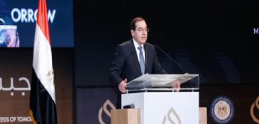 وزير البترول: مصر ودعت عهد استيراد الغاز وتحولت إلى التصدير
