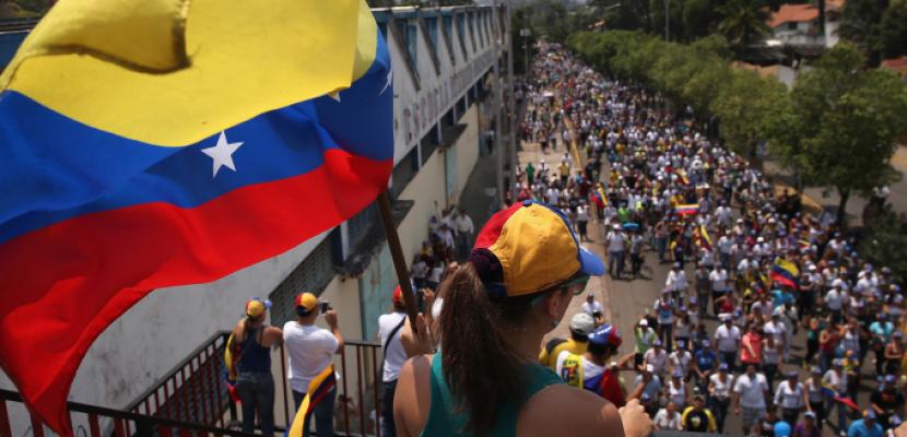 موسكو و واشنطن تطرحان على مجلس الأمن مشروعي قرارين متعارضين بشأن فنزويلا