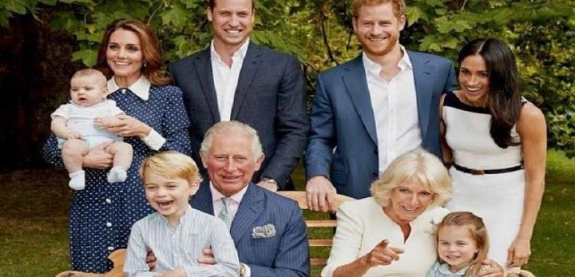ألقاب غريبة ينادي بها أفراد العائلة المالكة بعضهم!