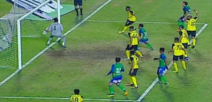 مصر للمقاصة يستعيد انتصاراته في الدوري بالفوز على وادي دجلة 2-1