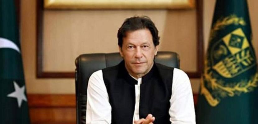رئيس وزراء باكستان يزور الصين في 25 من أبريل الجاري