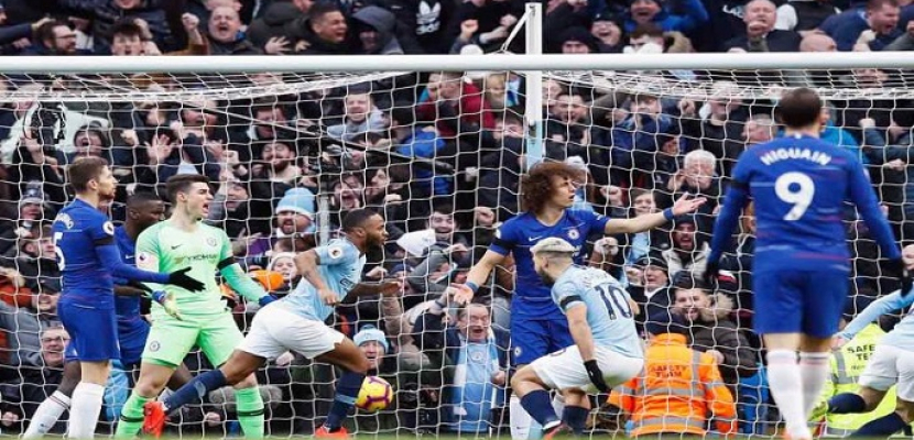 مانشستر سيتي يقسو على تشيلسي بسداسية نظيفة في الدوري الإنجليزي