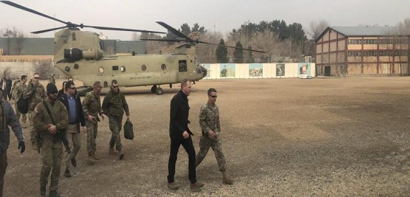 القائم بأعمال وزير الدفاع الأمريكي يزور بغداد لدعم العراق وبحث الانسحاب من سوريا