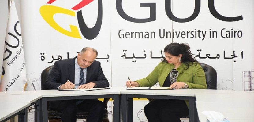 """تعاون بين وزارة التخطيط والجامعة الألمانية لتنفيذ برامج تدريبية ضمن مبادرة """"مليون ريادي"""""""