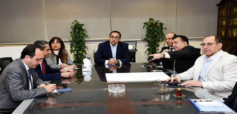 بالصور.. مدبولى يعقد اجتماعا لمتابعة الموقف التنفيذى لمحور 30 يونيو وطريق هضبة أسيوط الغربية