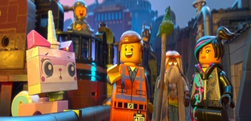 فيلم (ليجو موفي) يتصدر إيرادات السينما بأمريكا الشمالية