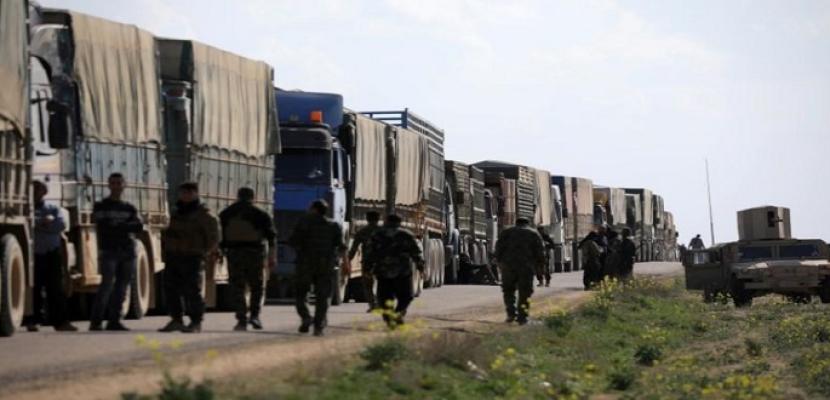 استسلام المئات في جيب داعش بالباغوز مع تقدم قوات سوريا الديمقراطية