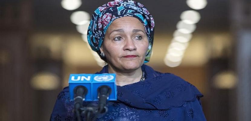 نائبة أمين الأمم المتحدة تشيد بالإصلاحات الاقتصادية والاجتماعية في مصر