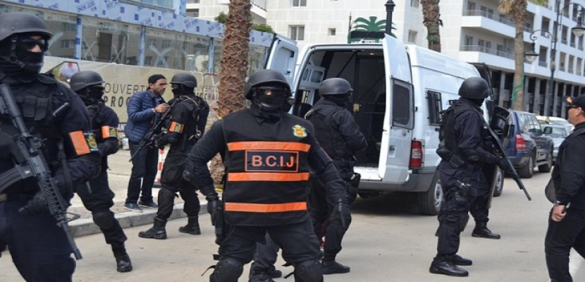 المغرب يفكك خلية إرهابية تابعة لتنظيم داعش بـ 4مدن