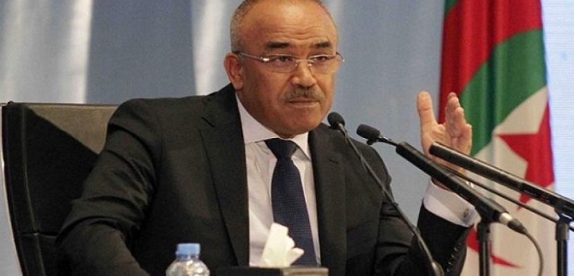 رئيس الوزراء الجزائري: الحكومة الجديدة ستكون تكنوقراطية ومفتوحة