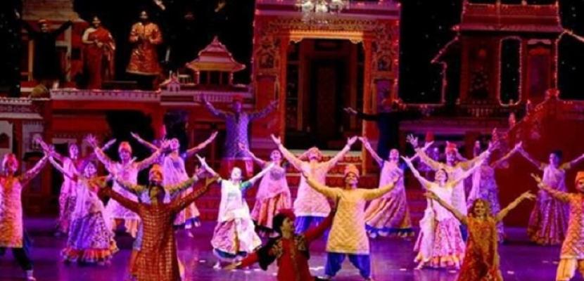 """اليوم..""""ثلاثة أجيال من موسيقى الإيقاع"""" بمهرجان الهند على مسرح سيد درويش"""