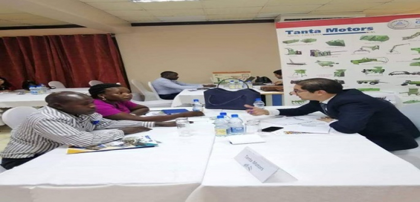 بعثة رجال الاعمال المصرية تختتم زيارتها  للعاصمة الاوغندية كمبالا