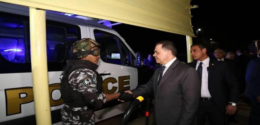 بالصور.. وزير الداخلية يتفقد الاستعدادات الأمنية قبيل انطلاق ملتقى الشباب العربى والأفريقي في أسوان