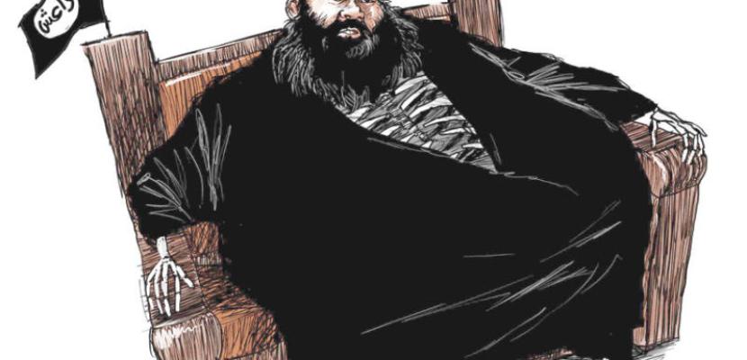 انهيار تنظيم داعش الارهابي