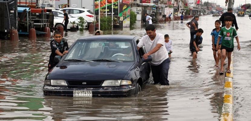 ارتفاع أعداد ضحايا السيول في إيران إلى 76 شخصا