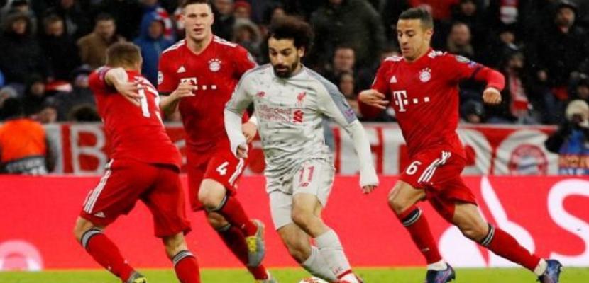 ليفربول يهزم بايرن ميونخ بثلاثية ويتأهل لربع نهائي الأبطال