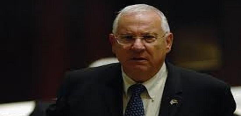 الرئيس الإسرائيلي يبدأ مشاورات لاختيار رئيس للوزراء