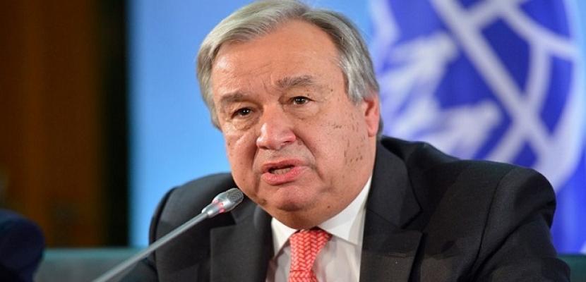 الأمم المتحدة تحذر من عدم قدرتها على دفع رواتب موظفيها الشهر القادم