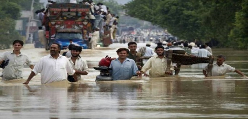 ارتفاع حصيلة ضحايا الفيضانات في باكستان إلى 39 قتيلا و135 مصابا