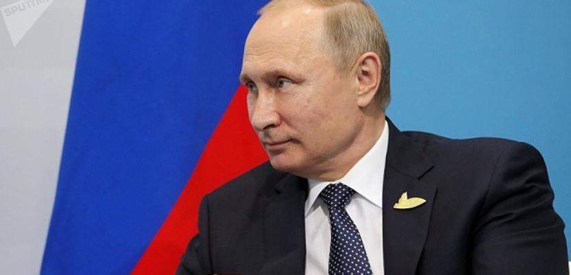 بوتين: روسيا جاهزة لاستعادة العلاقات مع الولايات المتحدة بشكل كامل